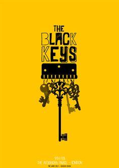 GigPosters.com - Black Keys, The