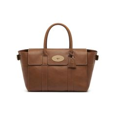 Mulberry - Bayswater Buckle in Oak Natural Leather 252c73d830bf1