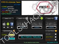 Fifa 15 Ultimate Team iOS  Hack - 27.10.2014 Updated http://tools4hack.com/fifa-15-ultimate-team-ios-hack-cheats-v4-2-version/