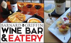 Group buy offer: $15 for $30 of Food and Drink at Barnard Griffin Wine Bar and Eatery!
