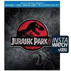Jurassic Park III (Blu-ray + DVD + Digital Copy + UltraViolet) (Widescreen)