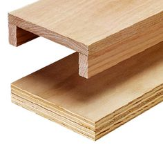 No one wants a shelf that sags. We have all of the information you need to build a sturdy built-in shelf. Bookshelves Built In, Built Ins, Building Bookshelves, Bookcases, A Shelf, Storage Shelves, Home Improvement, Treehouse, Wood