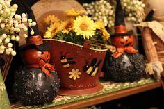 Pumpkins & Baskets