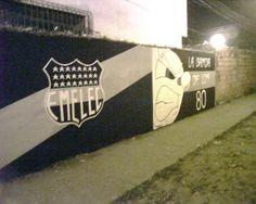 Mural Sauces 4 obra de Carlos Wellington, Oswaldo Díaz.