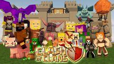 clash of clans minecraft - Google zoeken