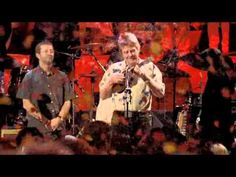 Joe Brown  - Ukulele -I´ll see you in My dreams (Concert For George) Great way to end the concert. ONE OF THE MOST BEAUTIFUL SONGS TO COME OUT OF THE 1920s.