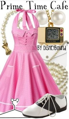 50's outfit