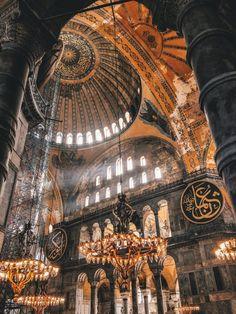 Hagia Sophia Istanbul [OC] - 2020 World Travel Populler Travel Country Byzantine Architecture, Mosque Architecture, Futuristic Architecture, Historical Architecture, Beautiful Architecture, Art And Architecture, Architecture Courtyard, Architecture Wallpaper, Hagia Sophia Istanbul