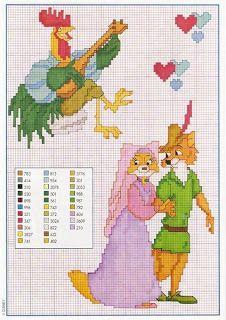 ENCANTOS EM PONTO CRUZ: Robin Hood