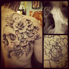 Tattoodle by Holly Azzara very cool tattoo... yes please