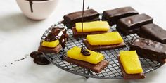 Sugar-free Jaffa Cakes: part biscuit, part cake, ALL gut-lovin' goodness!– I Quit Sugar.