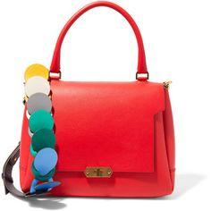 Anya Hindmarch Bathurst small leather shoulder bag