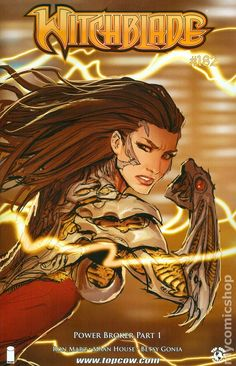 Witchblade (1995) 182B Image Comics book covers Modern Age