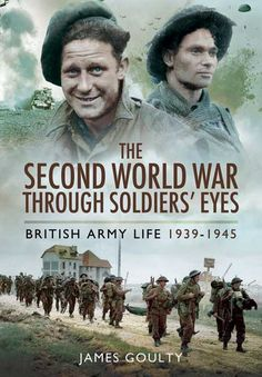 """★★★★★ Reviews for our lovely author, James Goulty  The Second World War Through Soldiers' Eyes ...  """"There is a good bibliography and index, but above all, the book has been well-written; it's interesting and compelling and I for one will be keeping it close to hand for future reference.""""   Second World War Lives...  """"A very enjoyable read covering the WW2 experiences of a selection of men and women from the British Armed Forces. Reading about the experiences of each individual is…"""