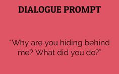 dialogue prompt | PROMPTUARIUM