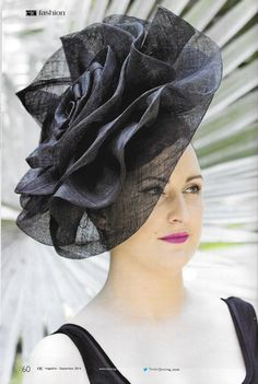The Hat Stand - News and Updates Facinator Hats, Sinamay Hats, Black Fascinator, African Scarf, African Hats, Mother Of The Bride Hats, Royal Ascot Hats, Occasion Hats, Pamela