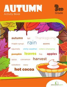Workbooks: Autumn Activity Book