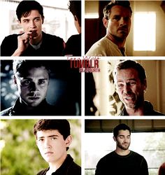 Teen wolf. The shows versions of younger actors. Young Derek is defineatly my favorite