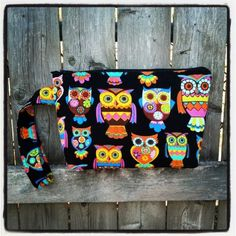 Owls a big hit! Check out top notch by design on Facebook