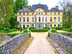Chateau de Primard in Normandy France - the country house of Catherine-Deneuve.jpg