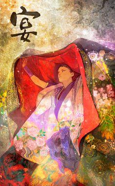 The Art Of Animation, Tuneharu, anime illustration