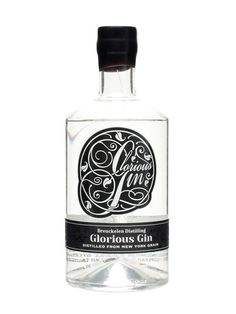 Breuckelen Glorious Gin : Buy Online - The Whisky Exchange - The first gin recipe from New York's Breuckelen Distillery, using local wheat and an interesting botanical mix of juniper, lemon, rosemary, ginger and grapefruit.
