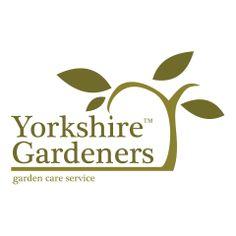 Yorkshire Gardeners tree logo design. For a local gardening care business. Logo designed by (me!) from www.fiandbecs.com