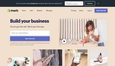 This a complete guide how to create a website Shopify online store in minutes. Learn how to create a website using Shopify. Get 90 days free trial! Free Ecommerce, Create Your Own Website, Pop Up Shops, Multi Level Marketing, Cloud Based, Selling Online, Create Yourself, How To Plan, Learning