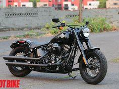 First Ride: 2016 Harley-Davidson Softail Slim
