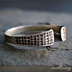 Busaba Tribal Cuff Bracelet