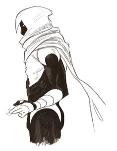 All New Moon Knight by Kris Anka