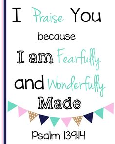 Bible Verses for Children Free Printables - The Well Nourished Nest