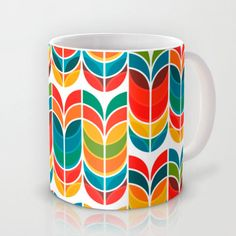 Tulip mug by Budi Satria Kwan