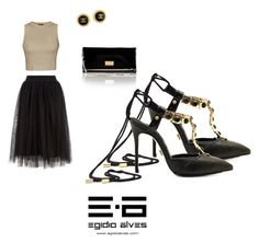 """""""SS'17 ❤️ EGIDIO ALVES LUXURY SHOES"""" by egidioalvesluxuryshoes on Polyvore featuring Ally Fashion and Chanel"""