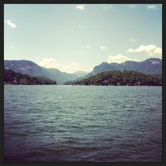 """Million Dollar View"" Lake Lure, NC"