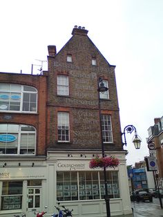 A beauty on Hampstead High Street, London (photo by Velvetfur on Flickr).