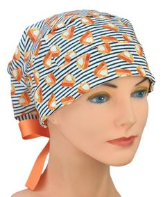 Thanksgiving Perfect Fit Surgical Scrub Hats for Women Christmas Pumpkins, Take A Shot, Surgical Caps, Natural Latex, Scrub Caps, Tie Backs, Hats For Women, Scrubs, Perfect Fit