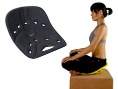 Back Pain Relief & Posture Supporting BackJoy™. The revolutionary and scientific design of BackJoy's Orthotic Cradling System™ allows BackJoy Relief to 'float' the user's spinal system over any sitting surface, hard or soft, for all-day comfort and injury prevention.