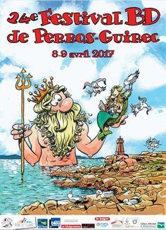 festival de la BD 2017 Bretagne