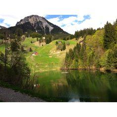 Großes #Walsertal in Vorarlberg, Austria