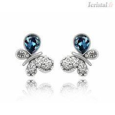 Butterfly Earrings by SWAROVSKI ELEMENTS