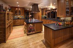 Dover Vista - asian - Kitchen - Santa Barbara - Jack 'N Tool Box, Inc.
