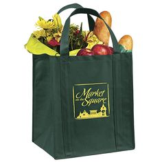 This #eco-friendlygrocerybag is hand washable, recyclable, and water repellent. Made from sturdy premium quality non-woven polypropylene.