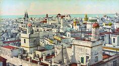 Pasión por Cádiz: Las azoteas de Cádiz