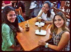 A R O M A  D I  C A F F É  Hoy queremos agradecer la genial visita de unas bellas chicas talentosas y profesionales.  Gracias por preferirnos y disfrutar de un #CálidoMomento que sólo en: #AromaDiCaffé  te podemos brindar. .  #MomentosAroma#SaboresAroma#ExperienciaAroma#Caracas#MejoresMomentos#Amistad#Compartir#Café#CaféVenezolano#PrensaFrancesa#Coffee#FrenchPress  #Espresso #CoffeePic #CoffeeLovers #CoffeeCake #CoffeeTime #CoffeeBreak #CoffeeAddicts #CoffeeHeart #InstaPic #InstaMoments…
