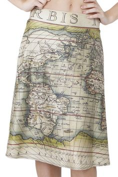 World Traveller Midi Skirt Living Dead Clothing, Sequin Skirt, Midi Skirts, Clothes, Collection, City, Style, Fashion, Outfits