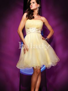 princess-short-chic-modern-pleated-organza-cocktail-dress