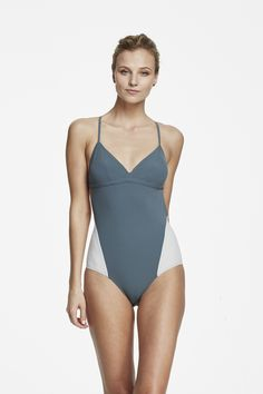 c2999c43bf Flagpole Swim. The Hudson in Sting Ray and Fog. PreSpring 2016 Swimsuit  Shops,