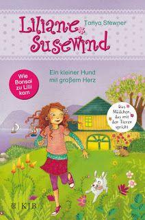 Merlins Bücherkiste: Liliane Susewind – Tanya Stewner #Buchtipp #Kinderbuch