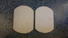 De houten zijkanten